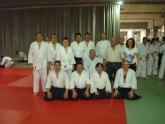 El Club de Aikido de Totana participó en un curso a beneficio de Japón en el que se recaudaron 8.560 euros