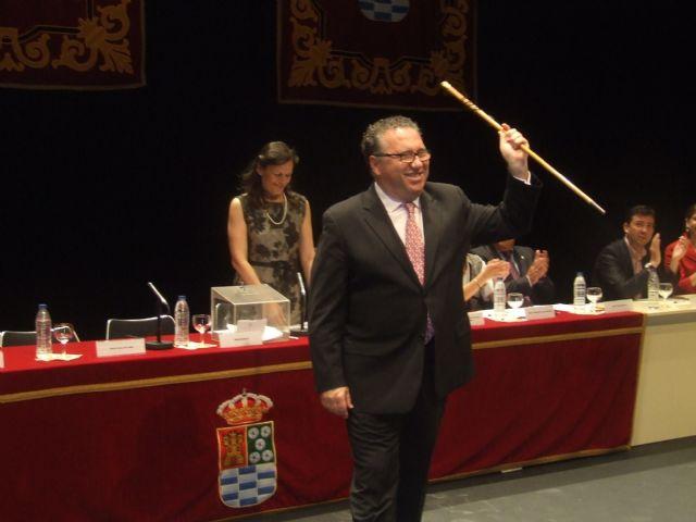 Molina de segura constituida la nueva corporaci n for Piscina municipal molina de segura
