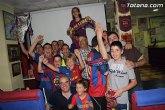 La PB Totana celebrará los títulos del Fúltbol Club Barcelona en el paraje del Grifo de La Santa