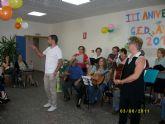 El Centro de Estancias Diurnas celebra su III aniversario