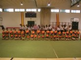 La concejalía de Deportes clausuró la Escuela Deportiva Municipal de Gimnasia Rítmica