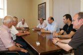 Acuerdan continuar realizando los ex�menes te�ricos de conducir en Puerto Lumbreras hasta que se reconstruyan las instalaciones en Lorca