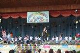 La alcaldesa y la concejal de Educación asistieron a la fiesta fin de curso de la escuela infantil municipal Clara Campoamor