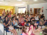 Clausuran los servicios del curso 2010/2011 de la asociación de D´Genes