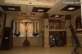 La Hermandad del Beso de Judas y Jesús Traspasado celebra el próximo sábado 2 de julio una jornada de puertas abiertas