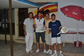 El totanero Fran Abellaneda se proclama campeón del Master Regional de Pádel