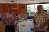 La Guía ECA amplia su plano a Country Club, Camposol y La Azohía