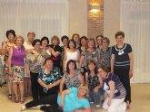 Antiguas alumnas del colegio Santiago se reunieron en una cena tras más de 40 años