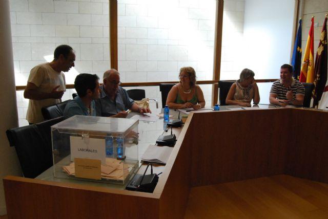CCOO gana las elecciones sindicales en el ayuntamiento de Totana, Foto 1