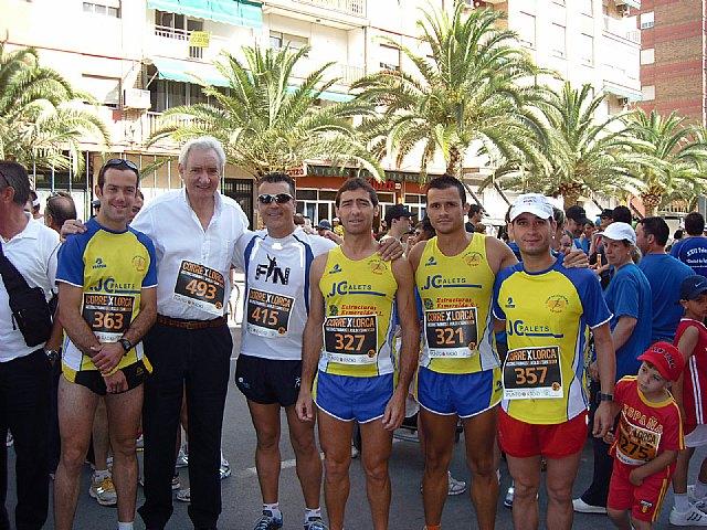 Grandes tiempos y podium para el CAT Totana en Lorca, Foto 1