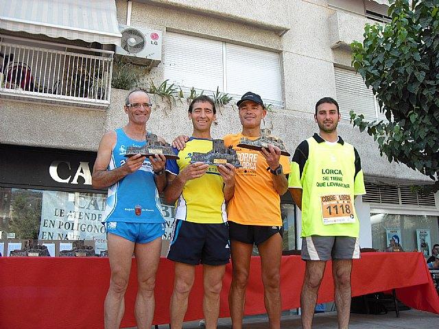 Grandes tiempos y podium para el CAT Totana en Lorca, Foto 2