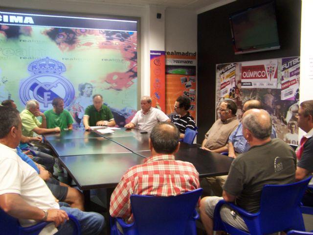 Arranca el nuevo Olímpico con la celebración de la nueva Junta Directiva que integran 28 personas, Foto 2