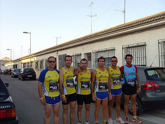 Nuevo podium para el CAT Totana en Lobosillo, Foto 1