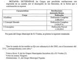 El Ayuntamiento ahorrar� 14.000 euros anuales en sueldos de pol�ticos