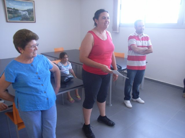 La concejalía de Deportes clausura el programa de gimnasia de mayores del Paretón, Foto 2