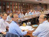 Los alcaldes del PP de la Regi�n suscriben el Compromiso del PP por la austeridad, la transparencia, el empleo y las pol�ticas sociales