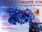 Las fiestas de la pedanía de Viñas-Carivete arrancan mañana 8 de julio con una fiesta ibicenca