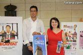 Presentan las Fiestas de Santiago 2011 - 9