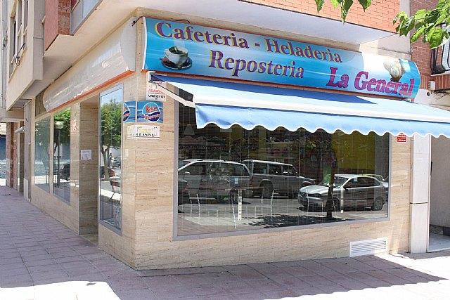 Abre sus puertas Cafetería - Heladería La General, Foto 1