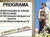 Mañana s�bado 9 de julio tendr� lugar la Fiesta en honor a La Ver�nica