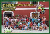 M�s de cincuenta niños han participado en el primer campamento de verano de este verano