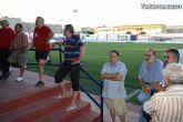 Se celebra la primera convocatoria de futbolistas para confeccionar la plantilla del Olímpico de Totana que competirá en Territorial Preferente - 16