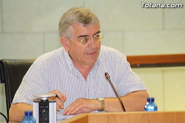 IU-Verdes elevará al Pleno una moción para impulsar el Plan General de Ordenación Urbana, Foto 1