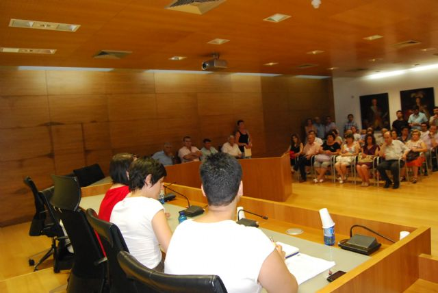 El ayuntamiento de Totana informa a los colectivos sociales y asociaciones de ámbito sanitario y educativo de que no se realizará convocatoria de subvenciones correspondientes al año 2011, Foto 1