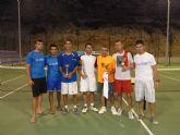 El totanero Pablo Costa se hace con el I torneo de tenis Bahía de Mazarrón