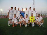 Más de 420 futbolistas han participado este fin de semana en el Torneo de Fútbol 7, celebrado en la Ciudad Deportiva Sierra Espuña - 15