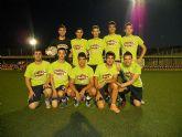 Más de 420 futbolistas han participado este fin de semana en el Torneo de Fútbol 7, celebrado en la Ciudad Deportiva Sierra Espuña - 28