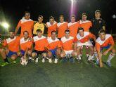 Más de 420 futbolistas han participado este fin de semana en el Torneo de Fútbol 7, celebrado en la Ciudad Deportiva Sierra Espuña - 32