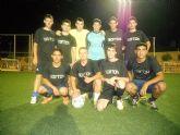 Más de 420 futbolistas han participado este fin de semana en el Torneo de Fútbol 7, celebrado en la Ciudad Deportiva Sierra Espuña - 36