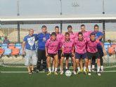 Más de 420 futbolistas han participado este fin de semana en el Torneo de Fútbol 7, celebrado en la Ciudad Deportiva Sierra Espuña - 49