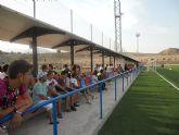 Más de 420 futbolistas han participado este fin de semana en el Torneo de Fútbol 7, celebrado en la Ciudad Deportiva Sierra Espuña - 52