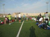 Más de 420 futbolistas han participado este fin de semana en el Torneo de Fútbol 7, celebrado en la Ciudad Deportiva Sierra Espuña - 56