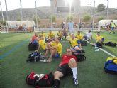 Más de 420 futbolistas han participado este fin de semana en el Torneo de Fútbol 7, celebrado en la Ciudad Deportiva Sierra Espuña - 72