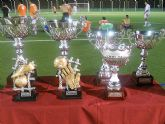 Más de 420 futbolistas han participado este fin de semana en el Torneo de Fútbol 7, celebrado en la Ciudad Deportiva Sierra Espuña - 91