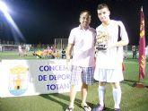 Más de 420 futbolistas han participado este fin de semana en el Torneo de Fútbol 7, celebrado en la Ciudad Deportiva Sierra Espuña - 95