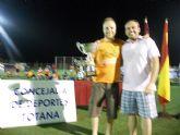 Más de 420 futbolistas han participado este fin de semana en el Torneo de Fútbol 7, celebrado en la Ciudad Deportiva Sierra Espuña - 96