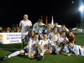 Más de 420 futbolistas han participado este fin de semana en el Torneo de Fútbol 7, celebrado en la Ciudad Deportiva Sierra Espuña - 99