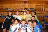 Cuarenta y cinco jóvenes de Totana disfrutan durante una semana del segundo turno de los campamentos Aulas de la Naturaleza
