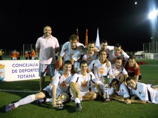 Más de 420 futbolistas han participado este fin de semana en el Torneo de Fútbol 7, celebrado en la Ciudad Deportiva Sierra Espuña, Foto 1