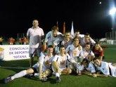 Más de 420 futbolistas han participado este fin de semana en el Torneo de Fútbol 7, celebrado en la Ciudad Deportiva Sierra Espuña
