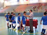 Los Dinamitas se llevan el torneo de verano de futbol sála alevín