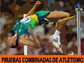 El proximo sabado 23 tendran lugar las Pruebas Combinadas de Atletismo 2011