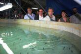 La Bahía de Mazarrón acoge un hito en actividad acuícola