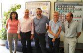 El ayuntamiento se pone a disposición del Centro Oceanográfico para apoyar sus investigaciones