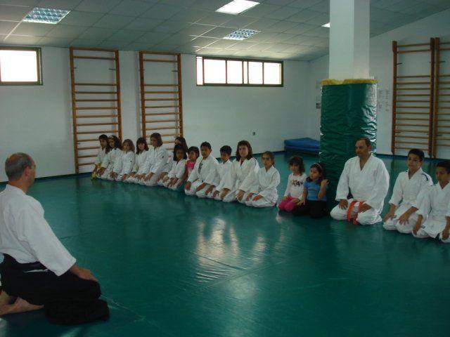 Clausura escuelas de Aikido. Curso 2010-11, Foto 1