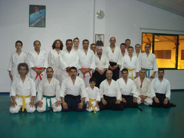 Clausura escuelas de Aikido. Curso 2010-11, Foto 2